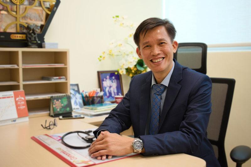 Dr Lau Soon Yen